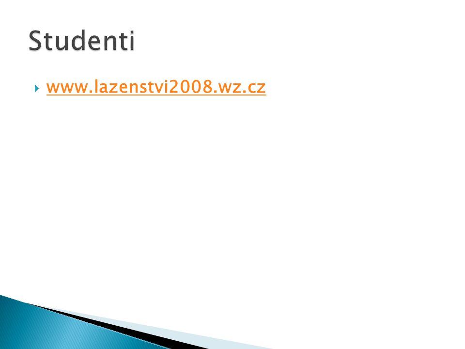  www.lazenstvi2008.wz.cz www.lazenstvi2008.wz.cz