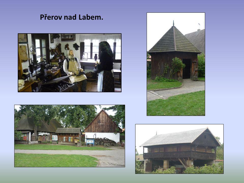 Přerov nad Labem.