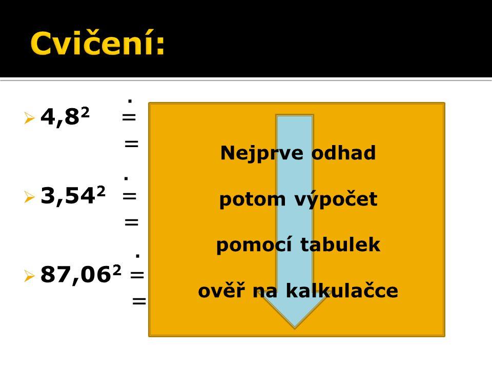 Index tělesné hmotnosti: Např: 75 : (1,7) 2 = 75 : 2,89 = 25,95 Teď ty, … Je tvé číslo < 25, prima, ne.