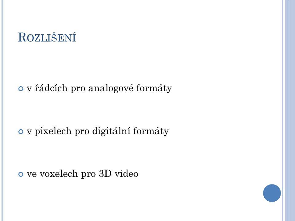 WEBCASTING probíhá v reálném čase (internetová televize nebo rádio) systémem video on demand (Youtube, Stream.cz) výhody v efektivní dostupnosti videomateriál uloženého na webovém serveru