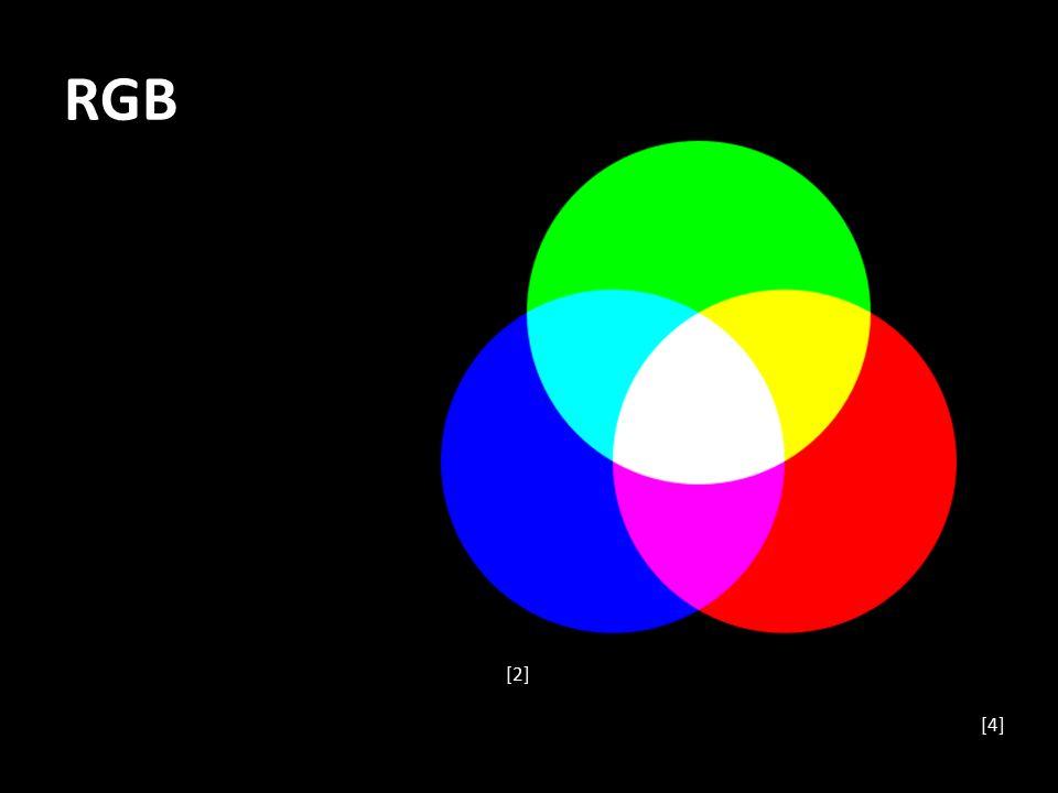 RGB [2] [4]