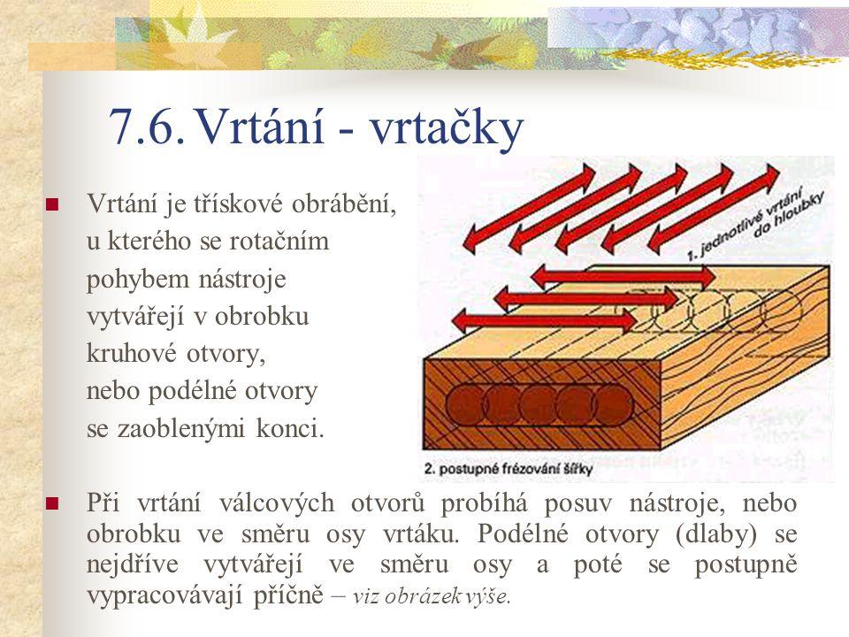 Střední odborné učiliště stavební, odborné učiliště a učiliště Sabinovo náměstí 16 360 09 Karlovy Vary Bohuslav Vinter odborný učitel uvádí pro T1 tuto výukovou prezentaci : 7.6Vrtání - vrtačky