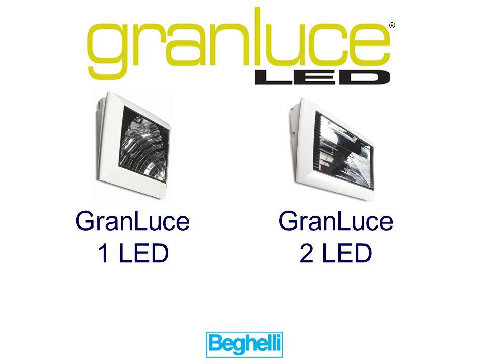 ® GranLuce 2 LED GranLuce 1 LED