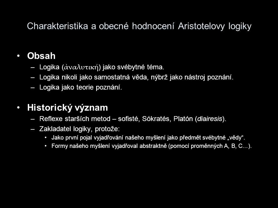 Kategorie – lingvistika nebo ontologie.
