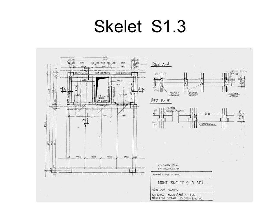 Skelet S1.3