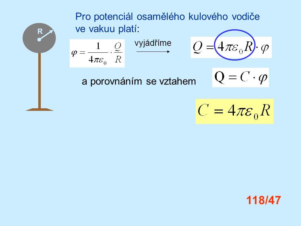 Deskový kondenzátor  je tvořen dvěma rovnoběžnými vodivými deskami o plošném obsahu S a vzdálenosti d  mezi deskami je izolant (vzduch,papír,keramika…) d S permitivita prostředí zdroj deska připojená na φ 1 → bude mít náboj +Q deska připojená na φ 2 → bude mít náboj -Q +Q -Q |+Q|= |-Q|