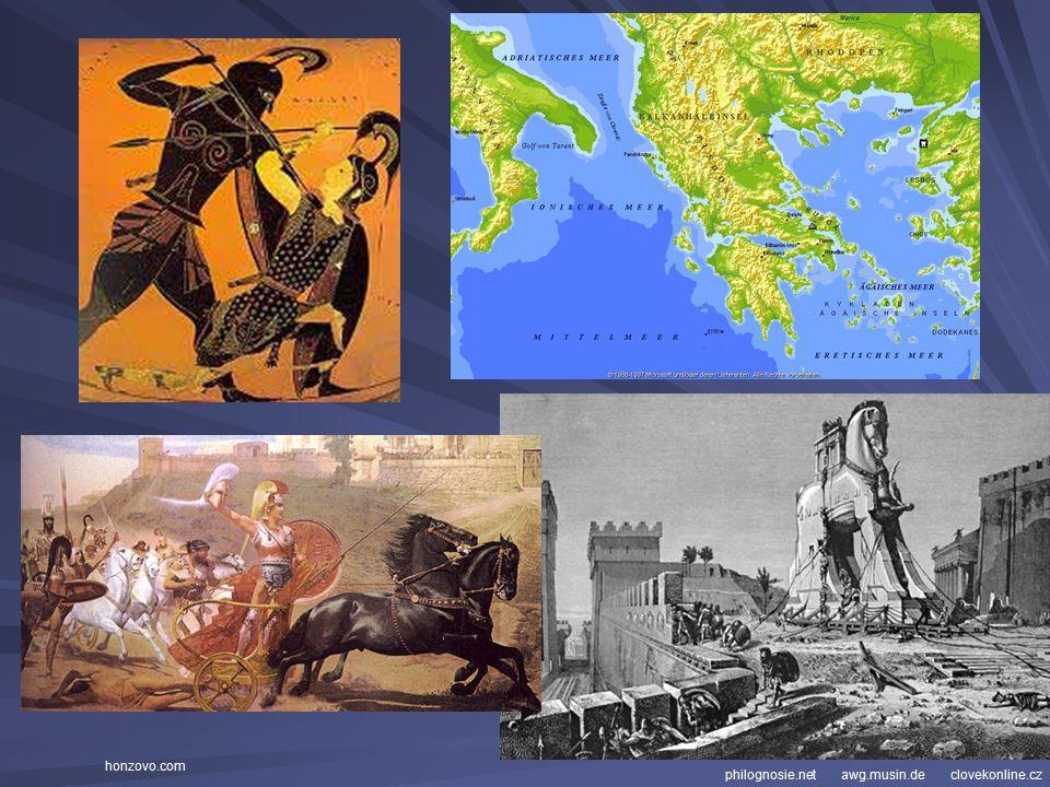  vznikl asi v 8. století př. n. l.  vypráví o výpravě Řeků proti městu Tróji  obléhání Tróji trvalo 10 let  v básni je vylíčeno 51 dnů z posledníh