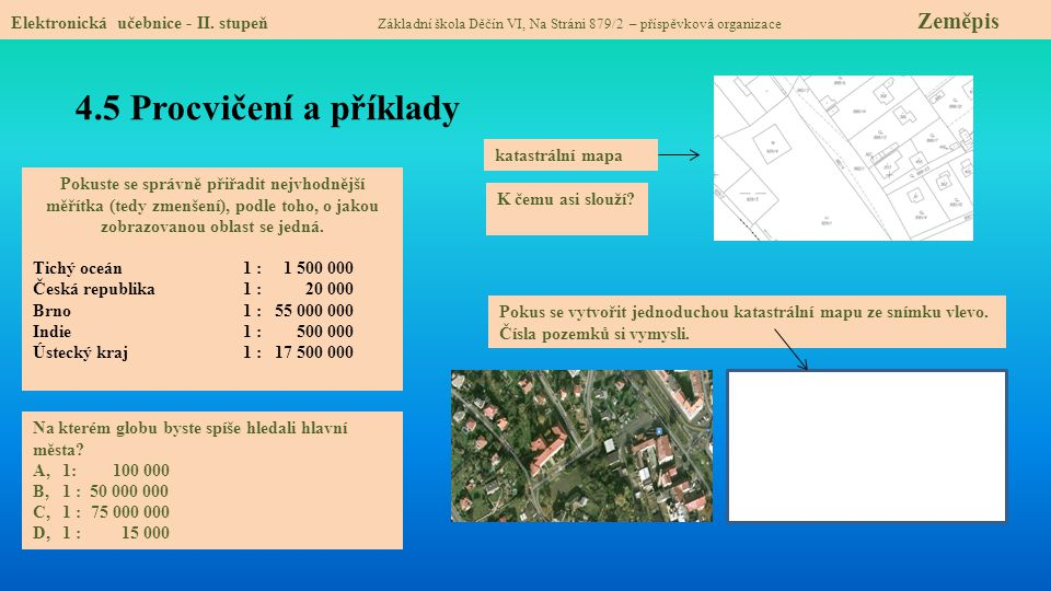 4.6 Pro šikovné Elektronická učebnice - II.