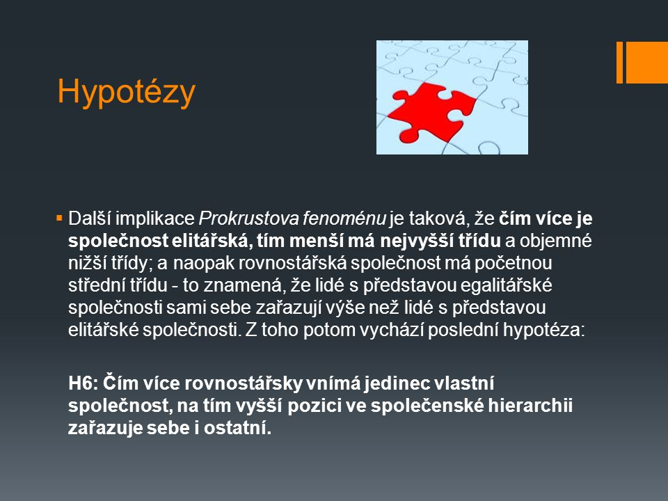 Data a metody měření  Maďarska data pochází z roku 1986, z údajů sebraných akademickou organizací, zabývající se reprezentativními výzkumy (TARKI), vybrány vzorek 3000 respondentů je dostatečně reprezentativní jak výběrem, tak i množstvím a dá se zobecnit na populaci.