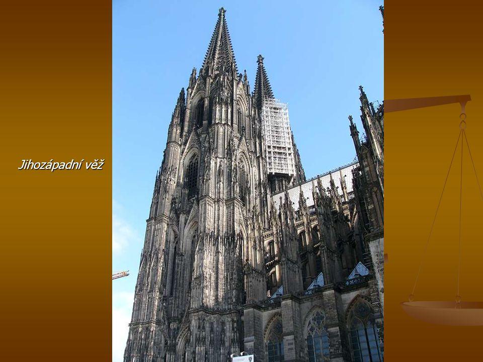 Půdorys katedrály