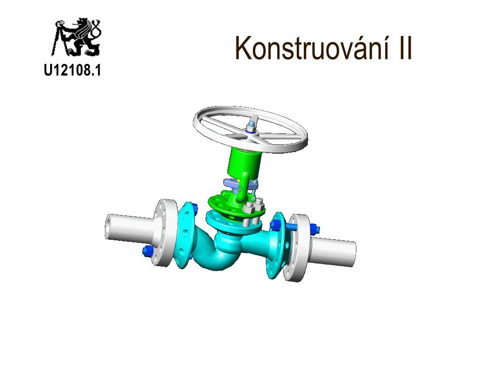 Konstruování II U12108.1