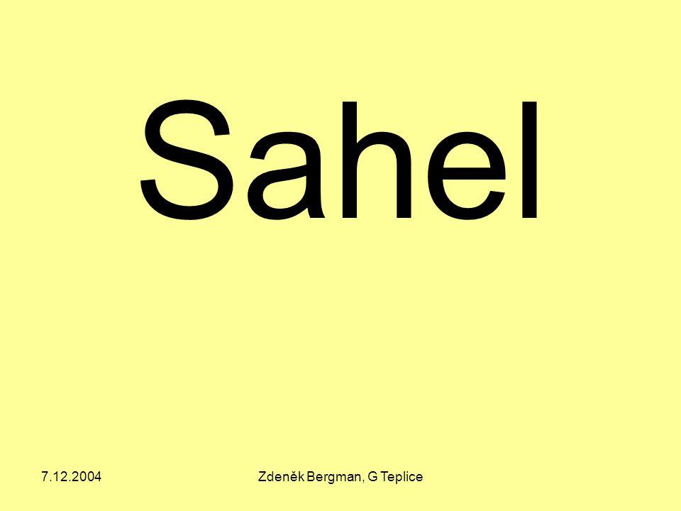 7.12.2004Zdeněk Bergman, G Teplice Sahel