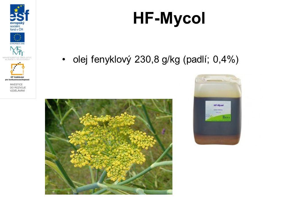 HF-Mycol olej fenyklový 230,8 g/kg (padlí; 0,4%)