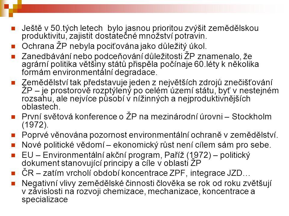 Biologické x industriální zemědělství Marc Dufumier, prof.