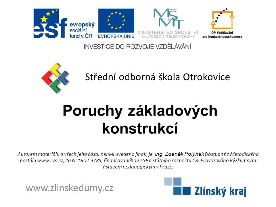 Charakteristika DUM Název školy a adresa Střední odborná škola Otrokovice, tř.