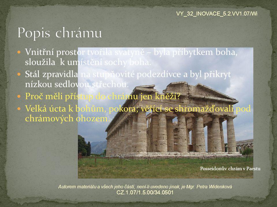 Dórský  Byl oblíben v oblasti pevninského Řecka, hlavně na Peloponésu.