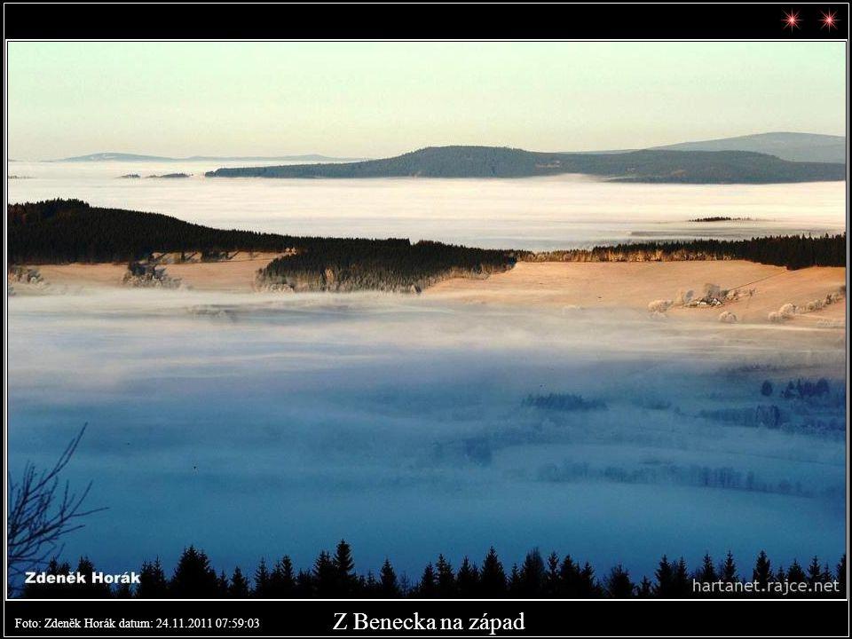 Benecké zátiší Foto: Zdeněk Horák datum: 24.11.2011 10:14:24
