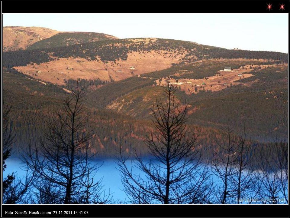 Strážné - zadní Herlíkovice Foto: Zdeněk Horák datum: 24.11.2011 08:59:05
