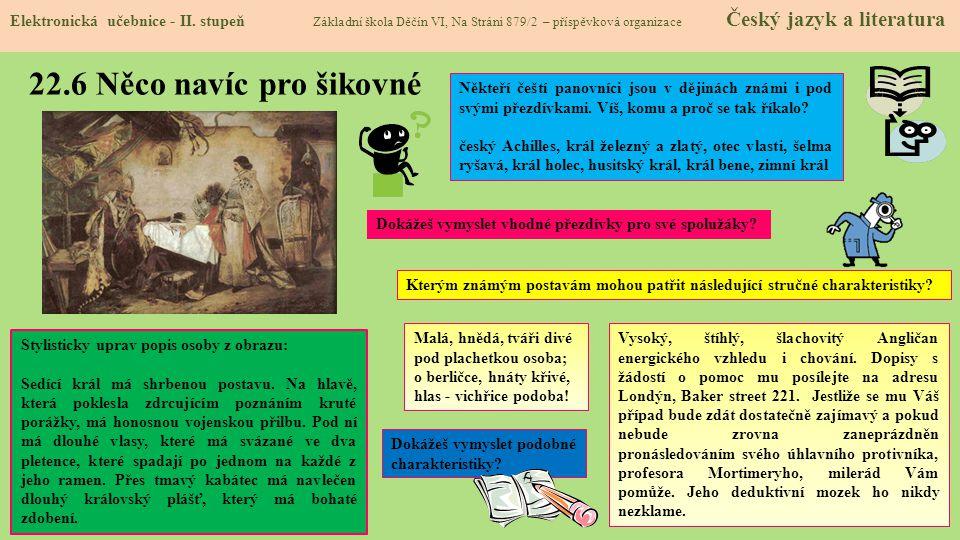 22.7 CLIL Elektronická učebnice - II.