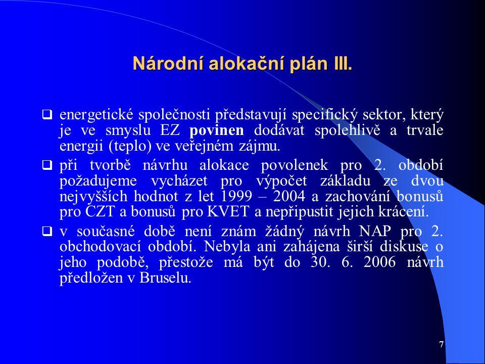 7 Národní alokační plán III.