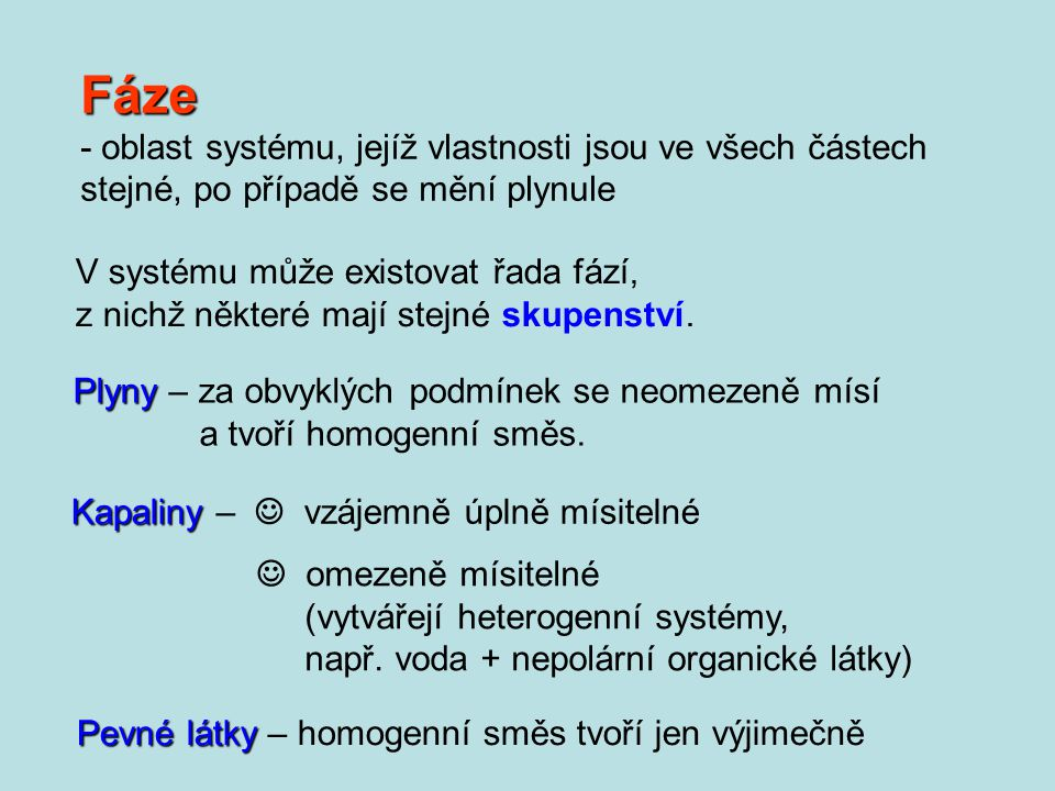 Látková koncentrace Molalita 2 – rozpuštěná látka, 1- rozpouštědlo