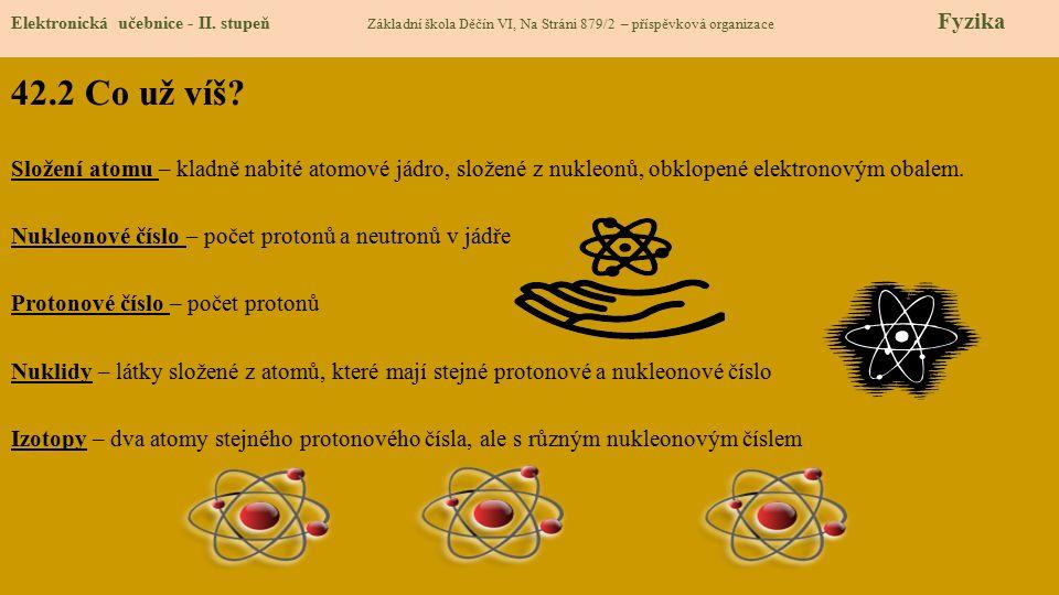 42.3 Jaké si řekneme nové termíny a názvy.Elektronická učebnice - II.