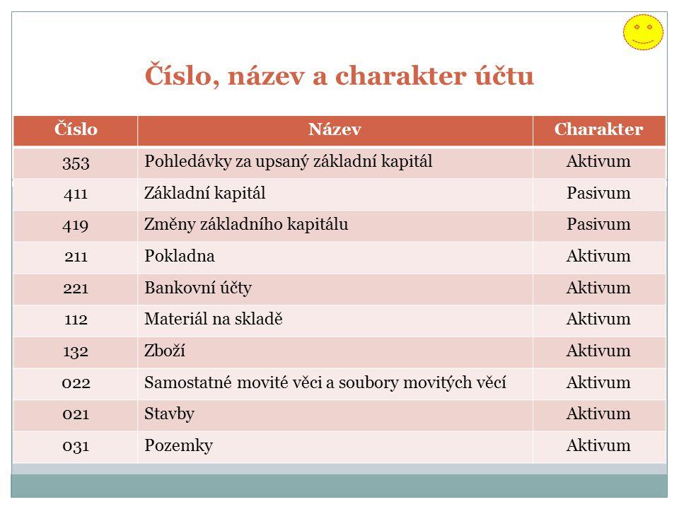 Zdroje 1) Štohl, P.Učebnice účetnictví pro střední školy a veřejnost.