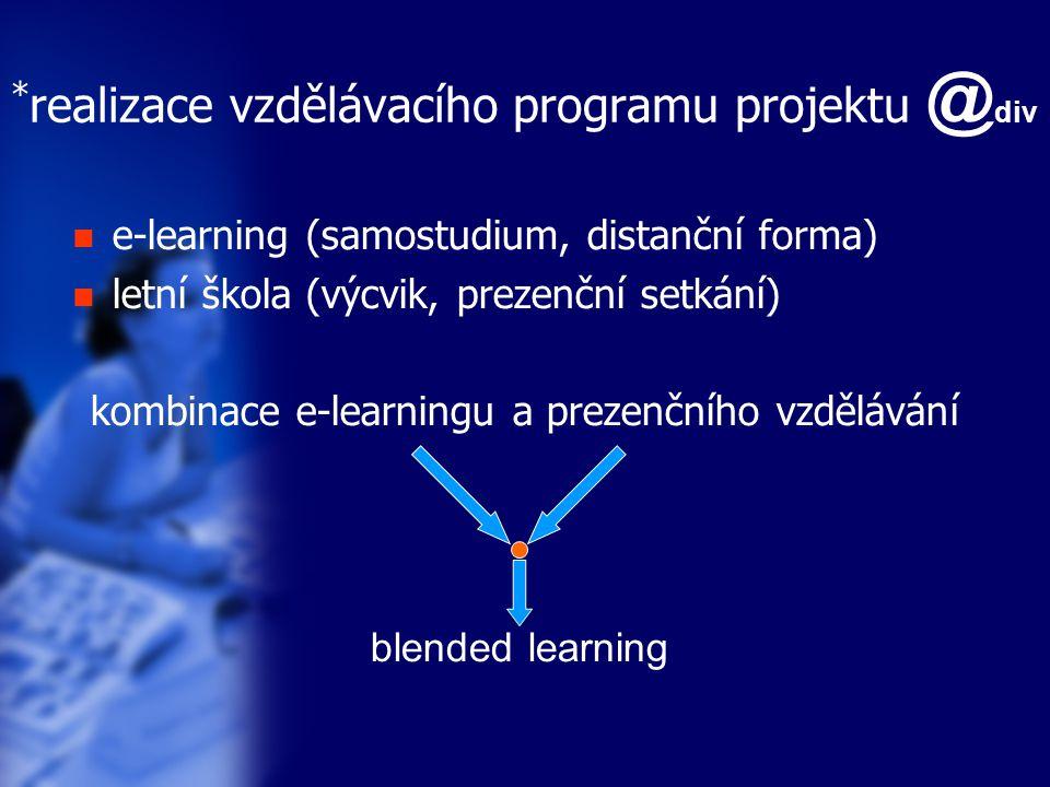 Blended learning e-learning on-line vzdělávání blended learning prezenční vzdělávání distanční vzdělávání