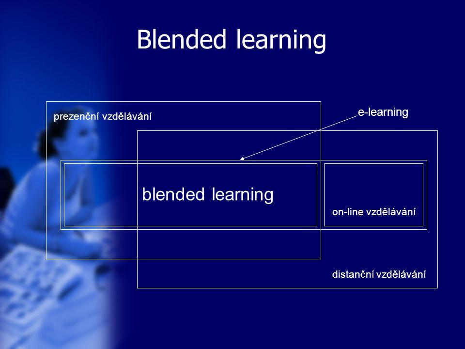 Blended learning L.