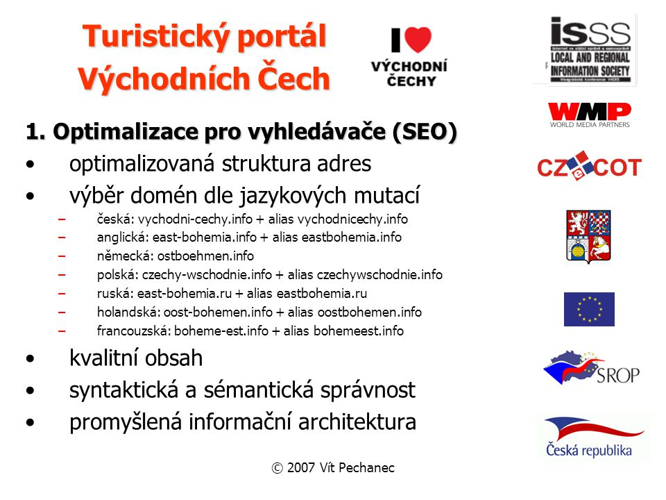 © 2007 Vít Pechanec 1.