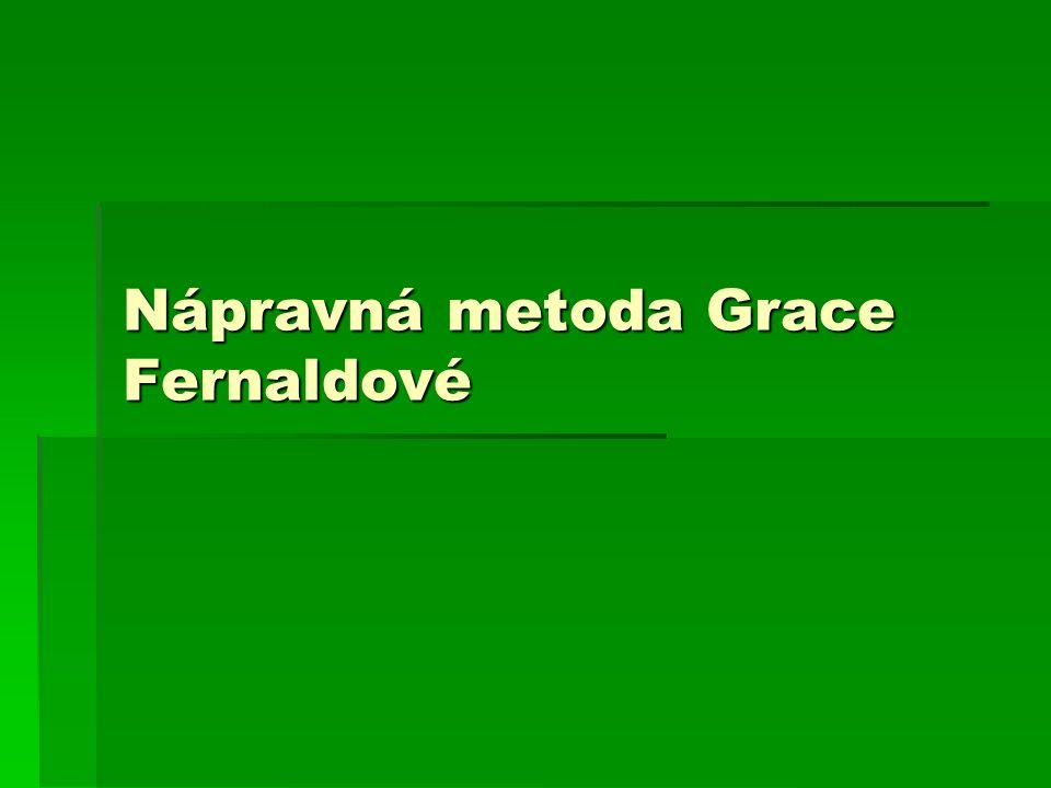 Nápravná metoda Grace Fernaldové