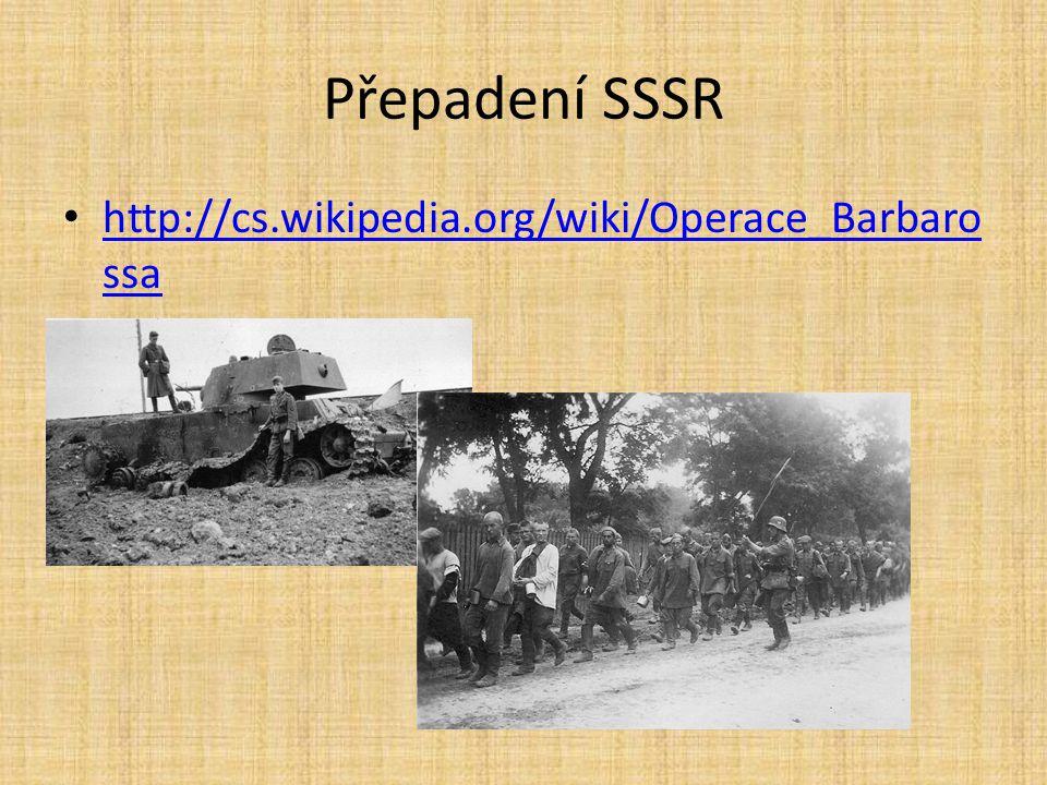 http://cs.wikipedia.org/wiki/Operace_Barbaro ssa http://cs.wikipedia.org/wiki/Operace_Barbaro ssa
