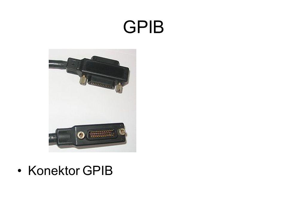 GPIB Konektor GPIB
