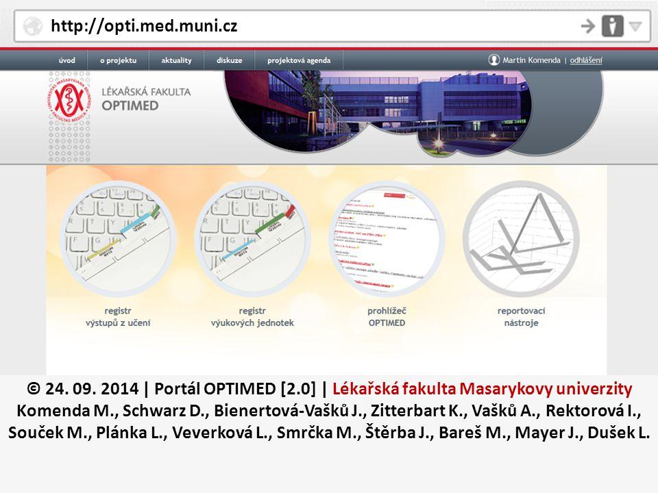 http://opti.med.muni.cz © 24. 09.