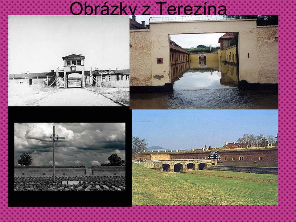 Obrázky z Terezína