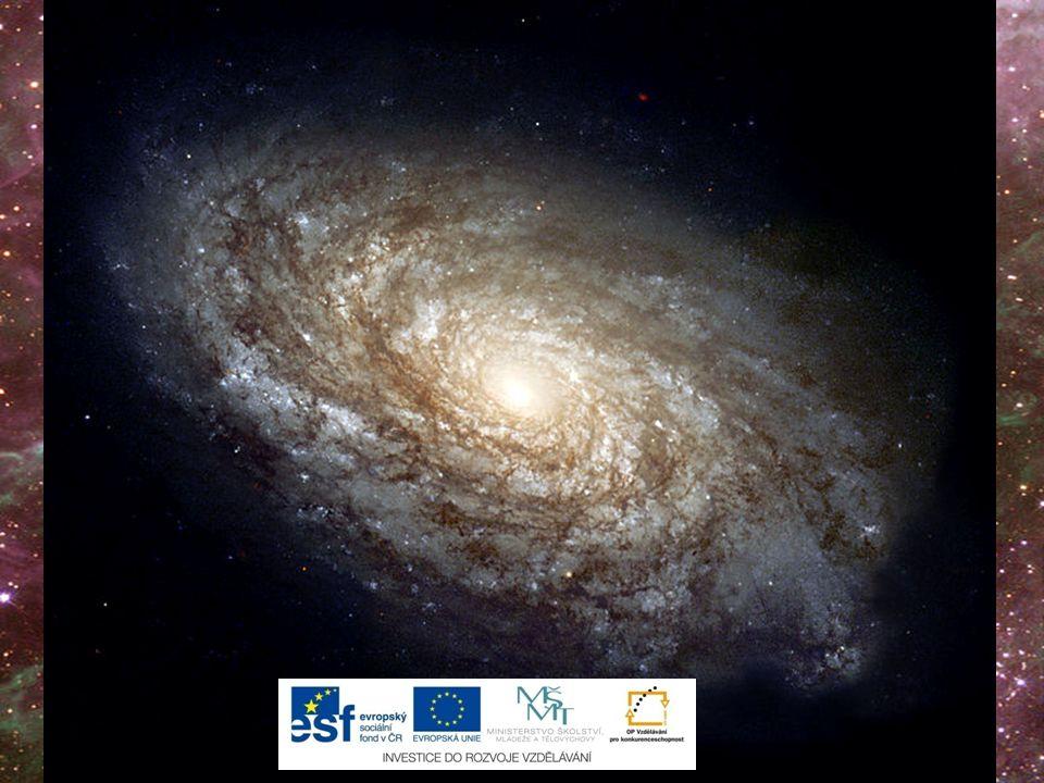 Mlhoviny Spirální galaxie