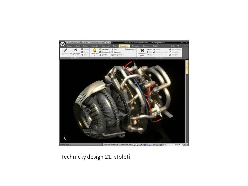 Technický design 21. století.