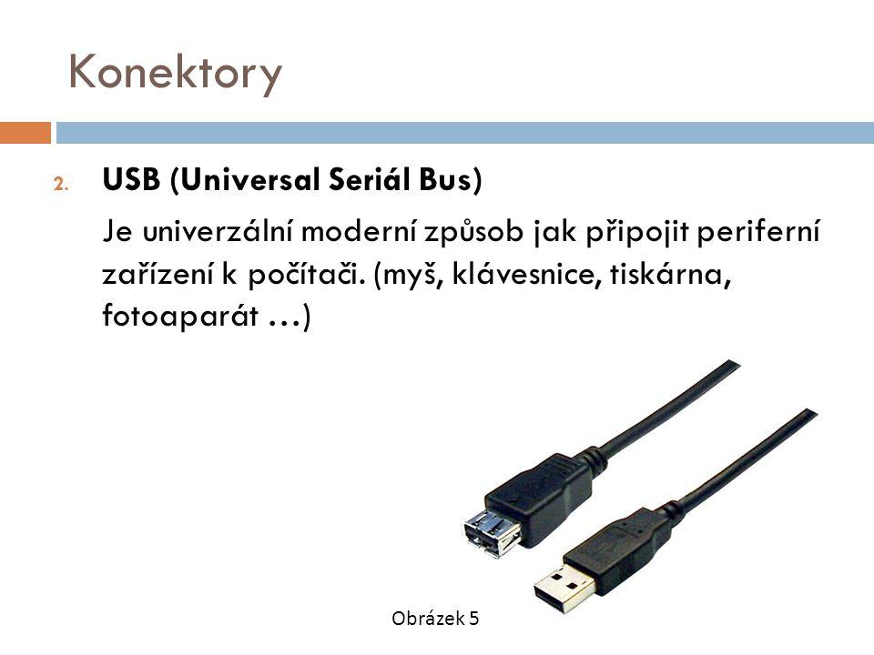 Konektory 2.