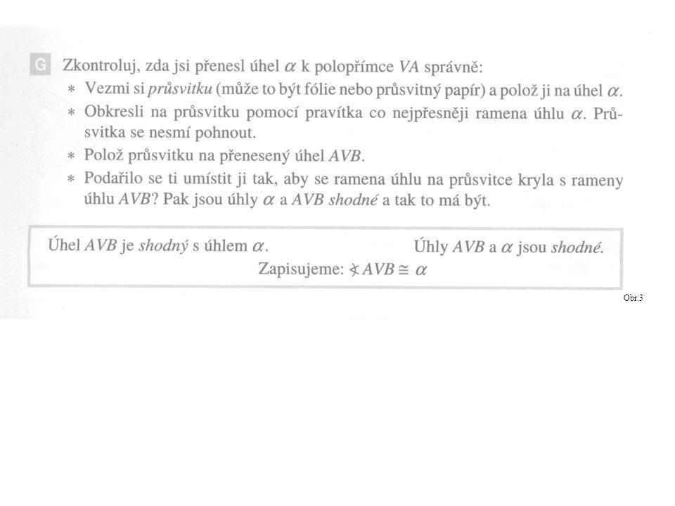 Přenes EFD na přímku q v bodě M E F D M q