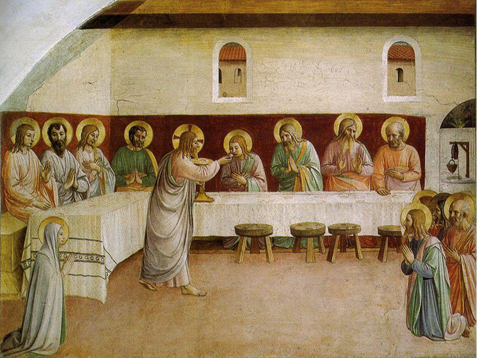 zdroje http://cs.wikipedia.org/wiki/Fra_Angelico http://cs.wikipedia.org/wiki/Soubor:Comunio ne_degli_apostoli,_cella_35.jpg http://cs.wikipedia.org/wiki/Soubor:Comunio ne_degli_apostoli,_cella_35.jpg