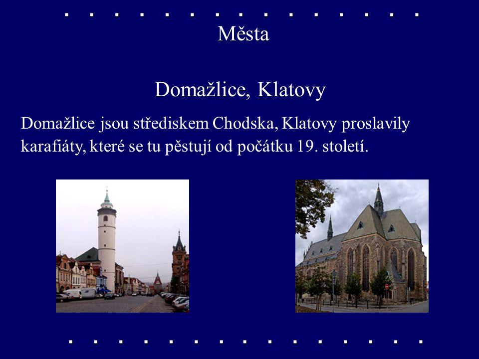 Města Plzeň, Cheb Plzeň je nejvýznamnějším městem západních Čech, známá výrobou piva.