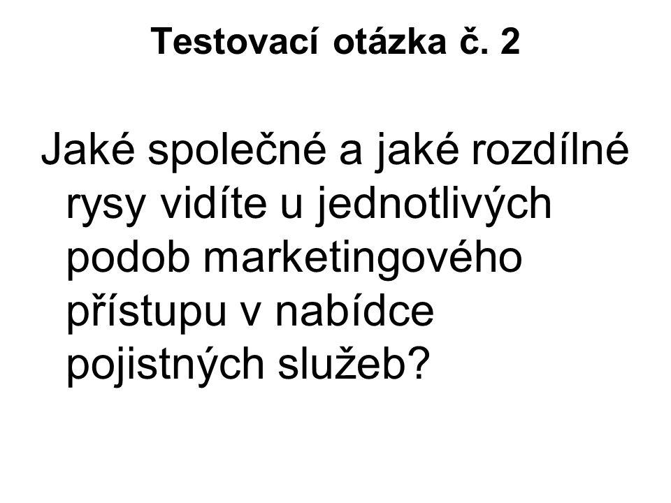 Testovací otázka č.