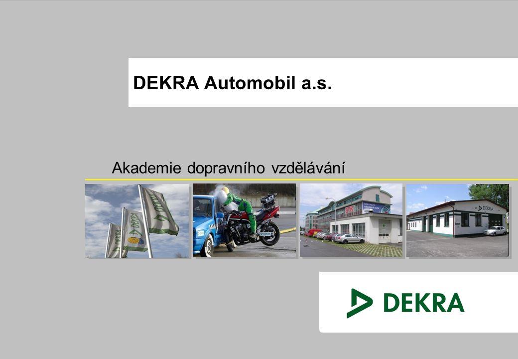 DEKRA Automobil a.s.