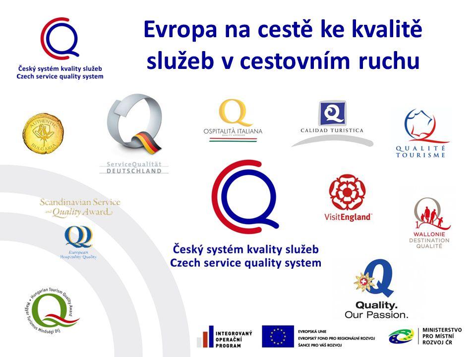 Evropa na cestě ke kvalitě služeb v cestovním ruchu