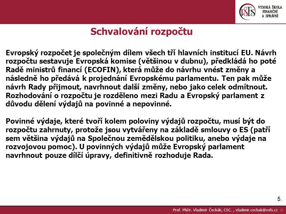 5.5. Prof. PhDr.
