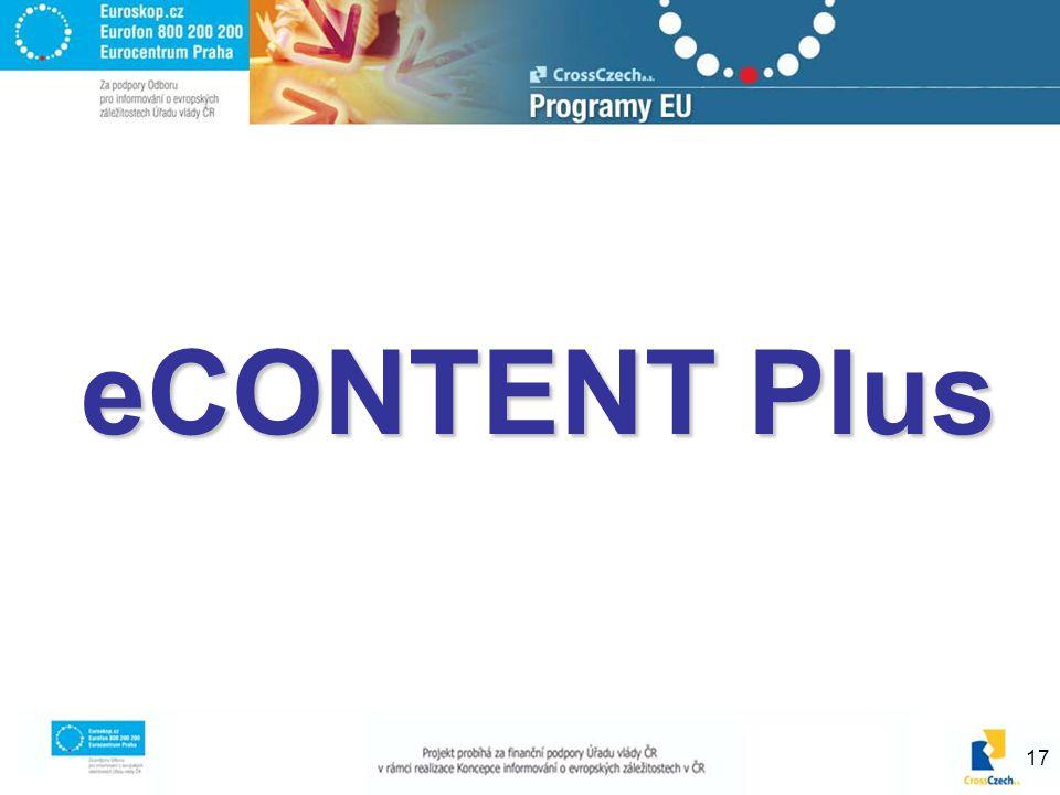 17 eCONTENT Plus