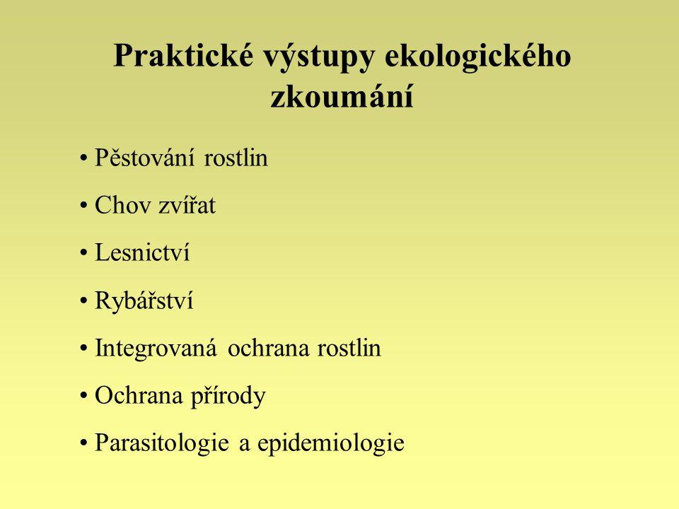 """Historie ekologie """"Předekologické období Starověk Nejstarší civilizace Středověk K."""