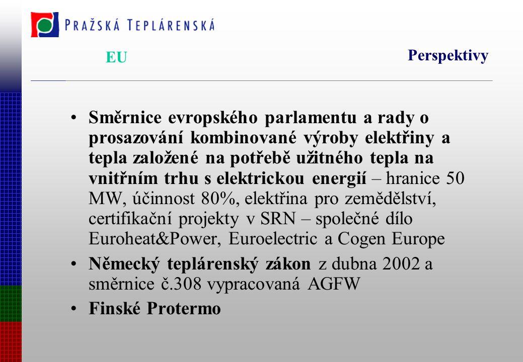 Kombinovaná výroba elektřiny a tepla Pro rok 2002 – 970, resp.1130 Kč/MWh + 20 Kč/MWh SKUTEČNĚ .