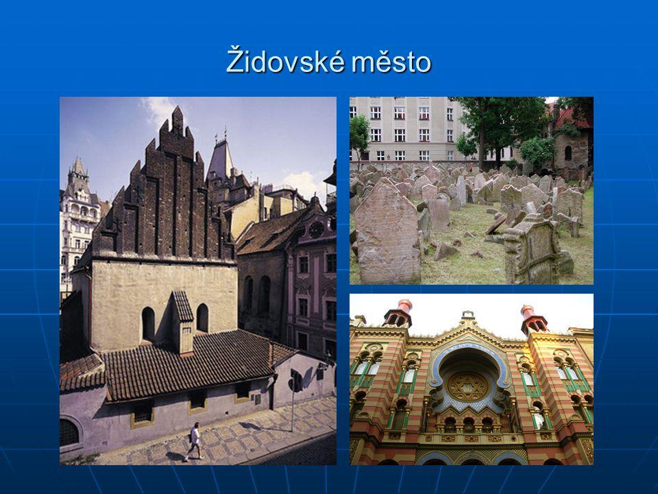 Židovské město