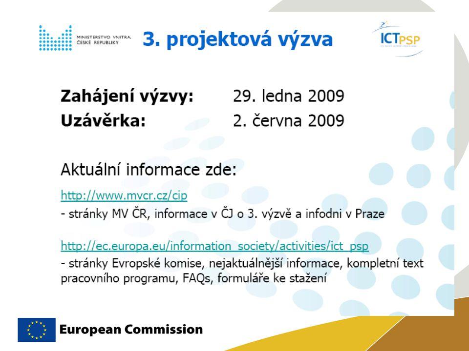 """Příklad: (Jaroslav Jakubes, Enviros) Projekt Energy 4 Cohesion (E4C) - volný překlad """"Energie pro soudržnost - doba řešení 1/2006 – 6/2008 - 12 partnerů v konsorciu - 8 cílových regionů v EU - koordinátor – WIP Renewable Energies, Mnichov, SRN"""